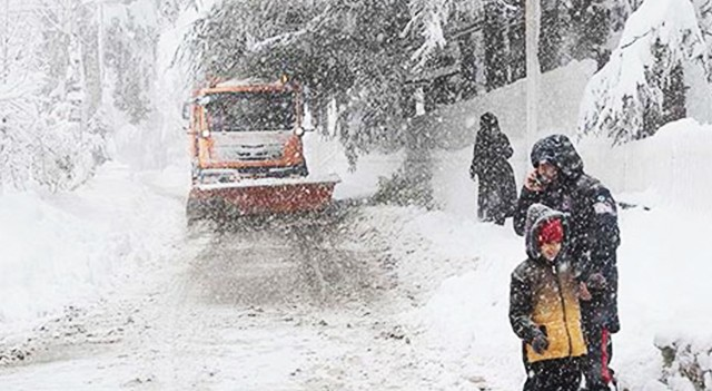Meteoroloji'den kar yağışı uyarısı!