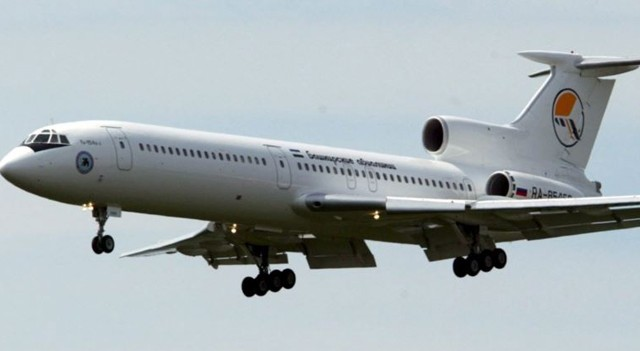 Rus uçağı neden düştü?