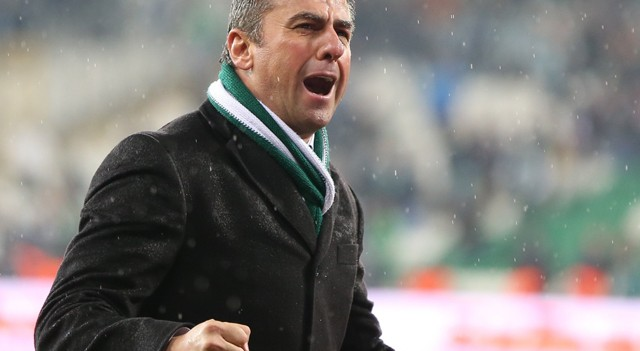 Bursaspor'dan Hamza Hamzaoğlu açıklaması!