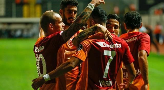 Galatasaray'ın en skorer isimleri