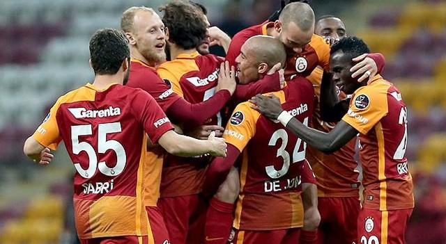 Süper Lig'in en centilmeni Galatasaray