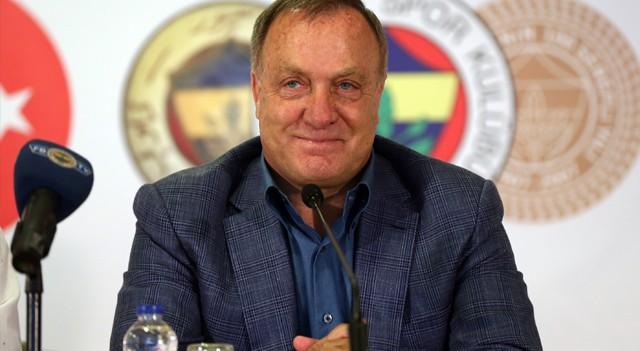 Advocaat, kupada Beşiktaş'ı istiyor