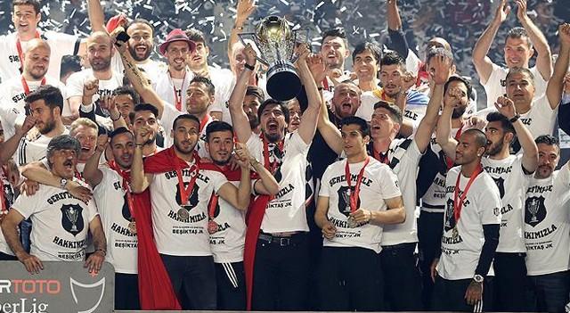 Beşiktaş 2016'yı mutlu bitirdi