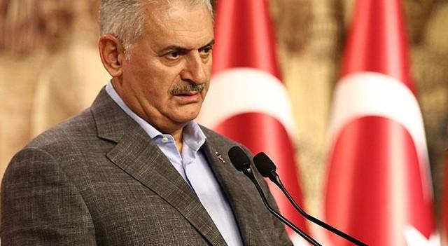 Başbakan Binali Yıldırım'dan saldırı açıklaması