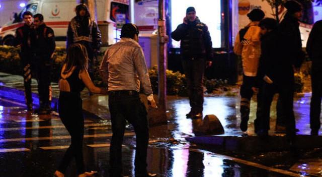 Görgü tanıkları anlattı: Teröristle göz göze geldik