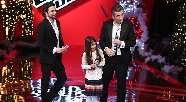 O Ses Türkiye yılbaşı özel bölümüyle 2017'de yine reytinglerde zirvede