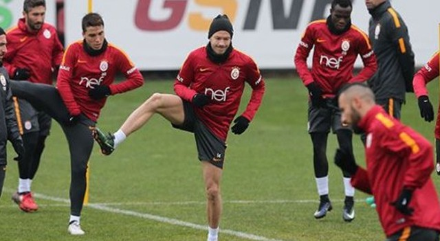 Galatasaray'ın devre arası kamp kadrosu belli oldu!