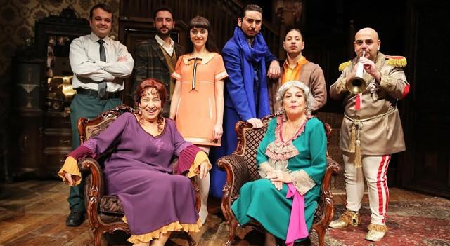 Tiyatrokare Ahududu ile 12 Ocak'ta