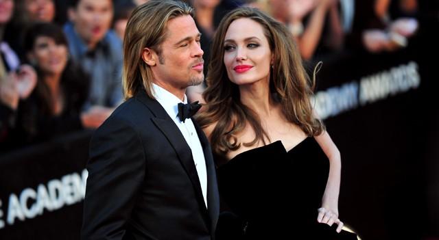 Angelina Jolie ve Brad Pitt  anlaşmaya vardı