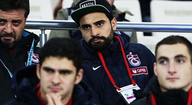 Trabzonspor'da Mehmet Ekici kadro dışı bırakıldı