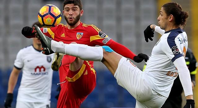 Medipol Başakşehir:5 Kayserispor: 0