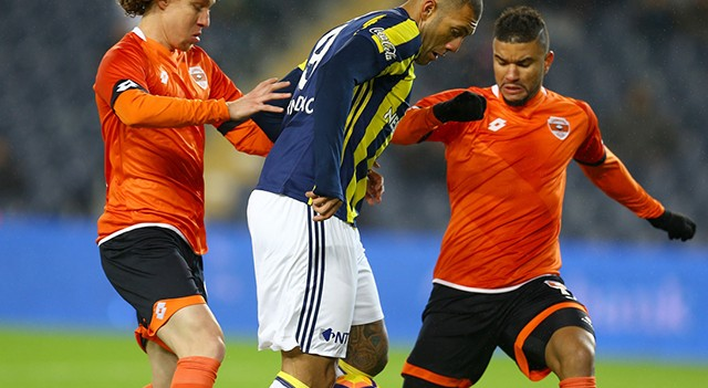 Fenerbahçe 2-2 Adanaspor | Spot Toto Süper Lig