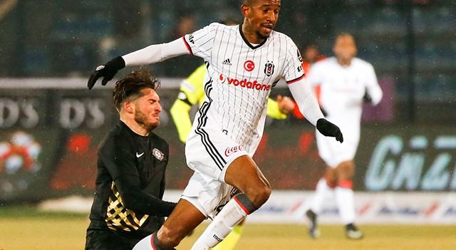 Beşiktaş Başkent'te 3 puana uçtu!