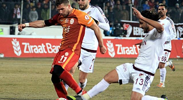 Elazığspor:1 Galatasaray:4 | Maç sonucu