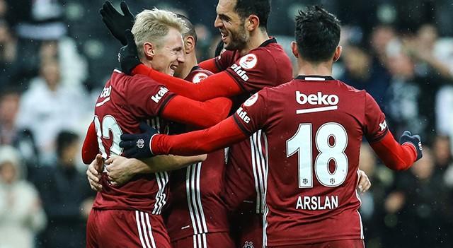 Beşiktaş 3-0 Darıca Gençlerbirliği | Maç sonucu