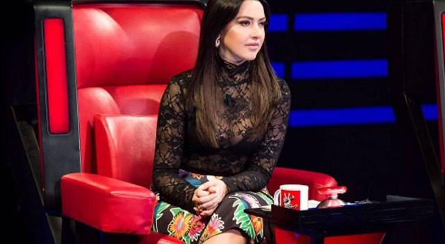Hadise'nin hedefi O Ses Türkiye'de şampiyon olmak