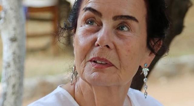 Fatma Girik taburcu sonrası ilk kez görüntülendi