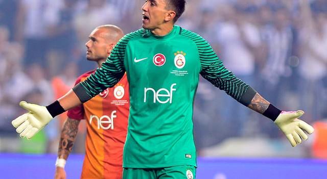 Galatasaray'dan flaş Muslera kararı!