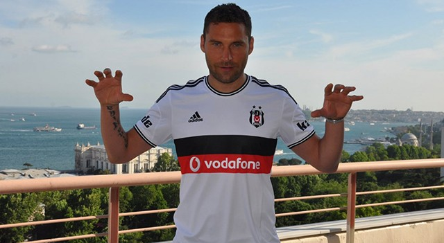 Dusko Tosic: '2020 yılına kadar Beşiktaş'tayım'