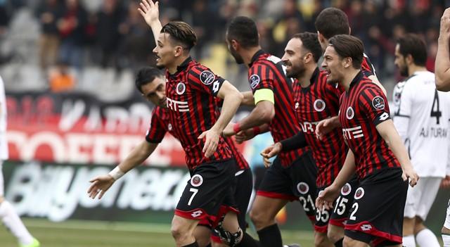 Gençlerbirliği Konyaspor'u devirdi!