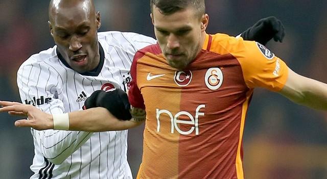 Galatasaray-Beşiktaş derbisinde forma skandalı!