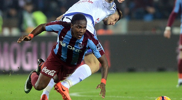 Trabzonspor 1-0 Karabükspor   Spor Toto Süper Lig Maç Sonucu