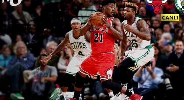 Chicago Bulls–Boston Celtics maçı TV8,5'ta