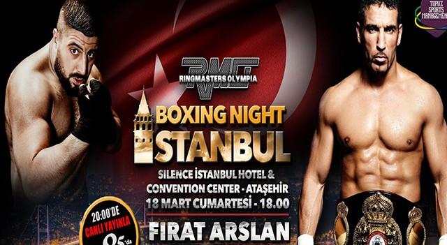 Türk boksunun yıldızları TV8,5'ta!