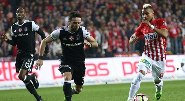 Antalyaspor 0-0 Beşiktaş | Spor Toto Süper Lig Maç Sonucu