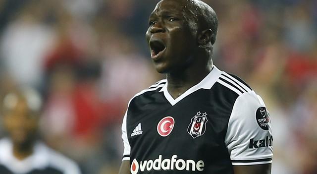 Aboubakar, Beşiktaşlı taraftarları çıldırttı!