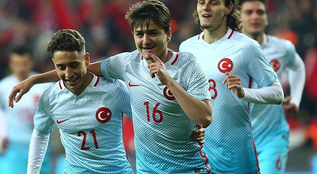 Türkiye-Moldova maç sonucu: 3-1