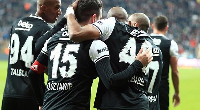Beşiktaş 3-0 Gençlerbirliği | Spor Toto Süper Lig Maç Sonucu