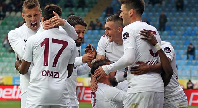 Çaykur Rizespor 0-1 Trabzonspor   Spor Toto Süper Lig Maç Sonucu