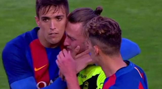 Barça'ya 12-0 kaybeden teknik direktör gözaltına alındı!