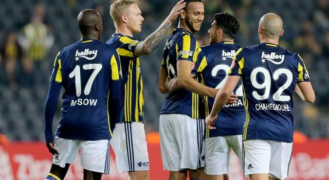 'Kupa Beyi' Fenerbahçe!