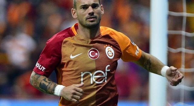 Sneijder'den flaş Galatasaray sözleri!