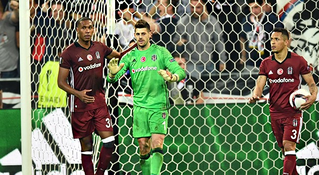 Beşiktaş'tan Fabri'ye fevkalade destek!