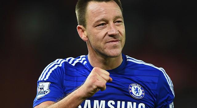 John Terry sezon sonu Chelsea'den ayrılıyor!