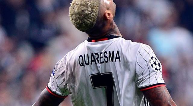 Ricardo Quaresma'da flaş gelişme!