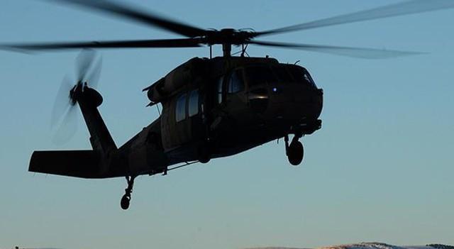 Tunceli'den kahreden haber! Düşen helikopterde 12 şehidimiz var...