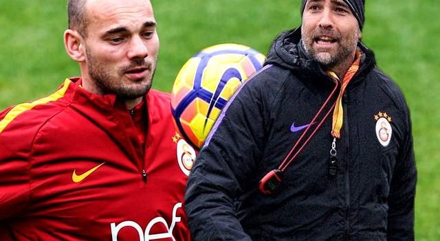 F.Bahçe derbisi öncesi Tudor-Sneijder krizinde flaş gelişme!