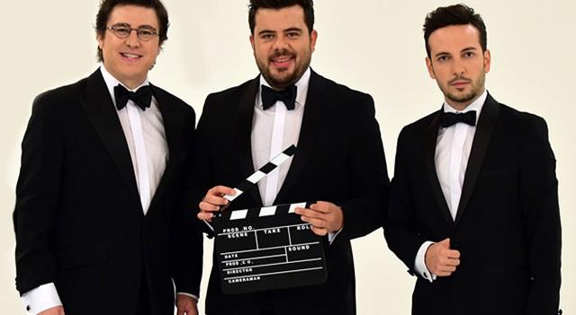 3 Adam yeni bölümüyle bu akşam TV8'de...