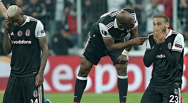 Avrupa Ligi'nde yarı final penaltılarla kaçtı...