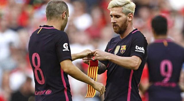 Messi ve Iniesta'ya yeni sözleşme!