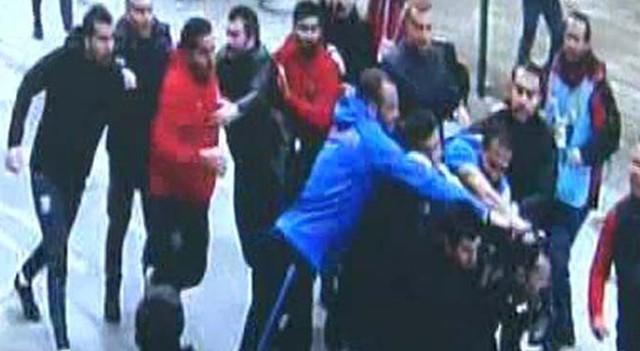 PFDK Başakşehirli futbolculara ceza yağdırdı!