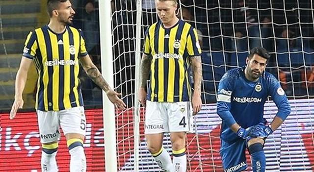 Fenerbahçe'de şok gelişme!