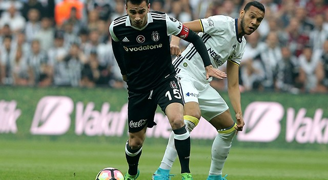 Beşiktaş 1-1 Fenerbahçe   Spor Toto Süper Lig Maç Sonucu