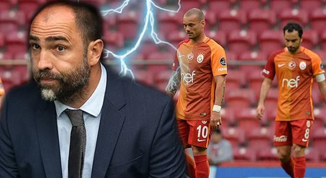 Galatasaraylı futbolculardan şok sözler!!