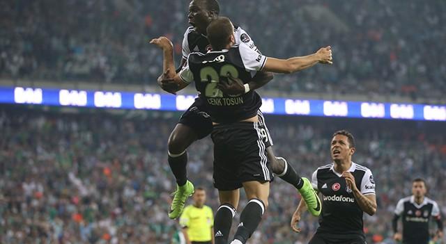 Bursaspor 0-2 Beşiktaş | Spor Toto Süper Lig Maç Sonucu