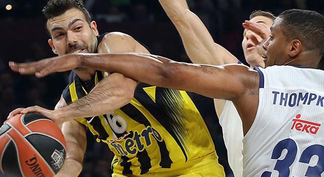 Fenerbahçe finalde!